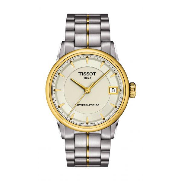 Tissot Luxury Powermatic 80 Lady – T0862072226100