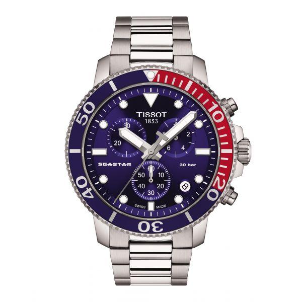Tissot Seastar 1000 Quartz Chronograph – T1204171104103